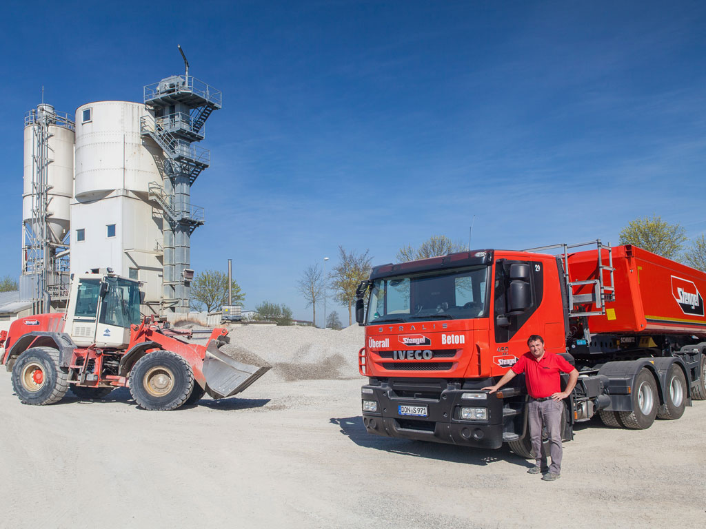 Beliebt Bevorzugt Bauzentrum Stengel: Transportbeton Nördlingen #HG_56